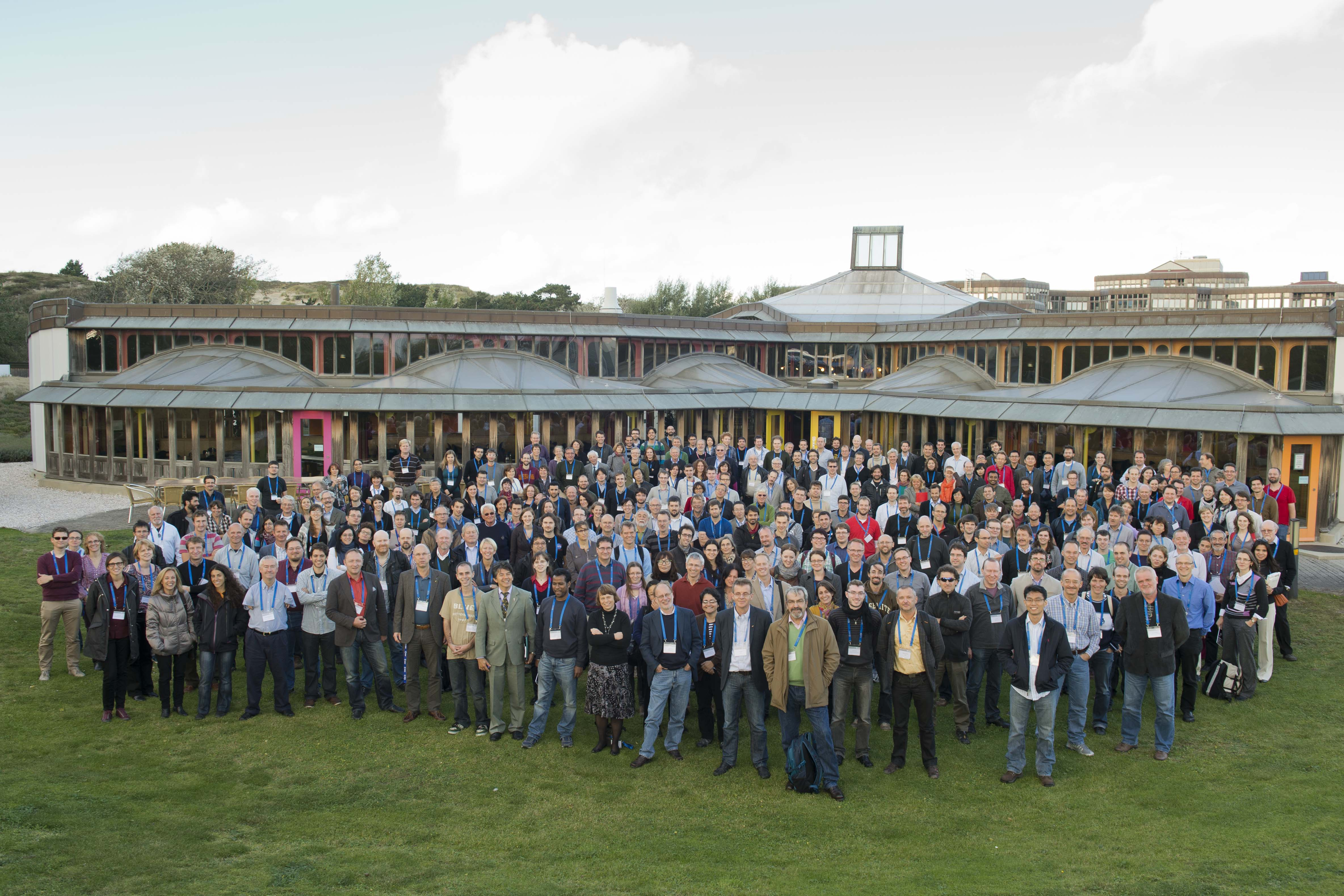 Participants of the symposium 'The Universe Explored by Herschel' held on 15-18 October 2013 at ESA/ESTEC, Noordwijk, The Netherlands